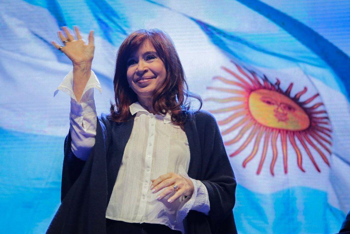 Cristina Kirchner en Mar del Plata: Nos acusaron de soviéticos, pero se equivocan
