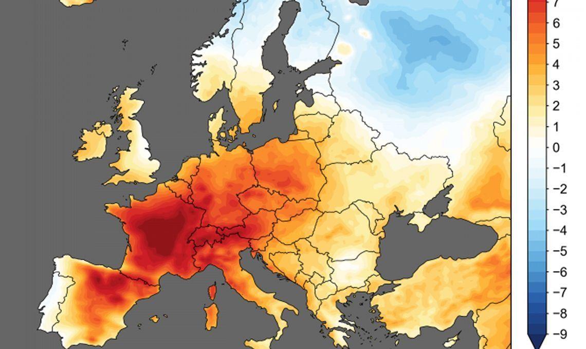 Calentamiento global: el último junio fue el más cálido desde 1880, cuando empezaron registros