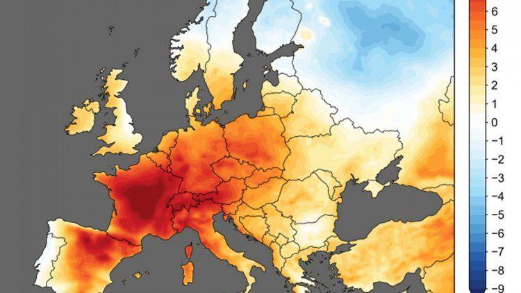 El último junio fue el más cálido desde 1880, cuando empezaron registros