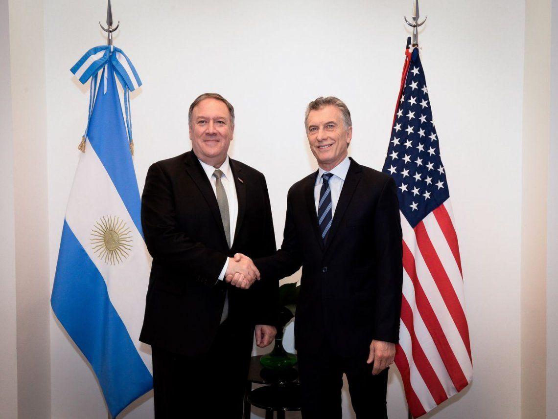 Mike Pompeo respaldó a la Argentina por el atentado a la AMIA y apuntó contra Irán y Hezbolá