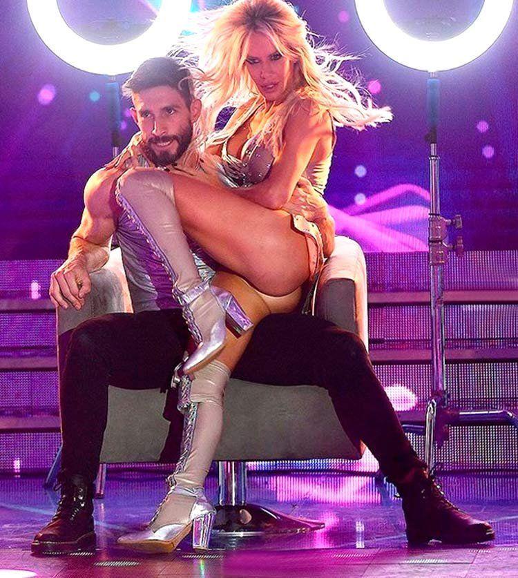 Al final Luli Salazar dejó su ciclo de NET TV y sigue en el Bailando