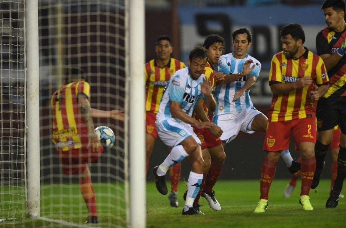 Papelón de Racing: Boca Unidos, del Federal A, lo eliminó de la Copa Argentina en los penales