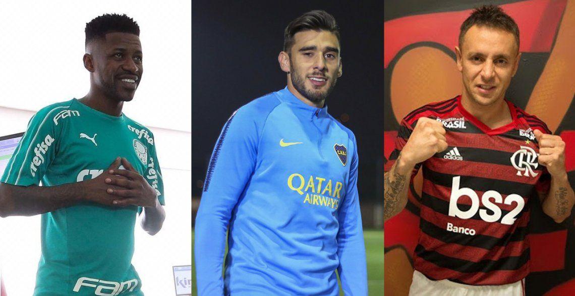 Algunas estrellas le darán un salto de calidad a la Copa Libertadores