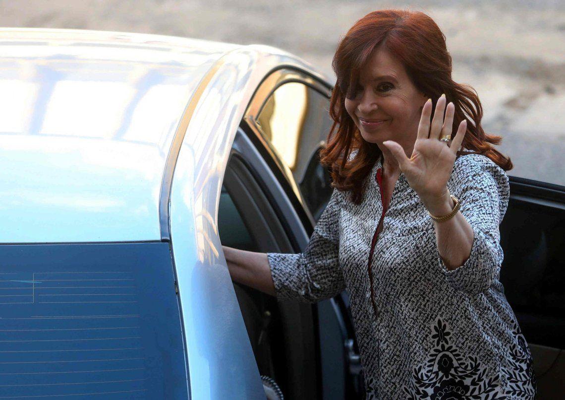Cristina Kirchner avaló la elevación a juicio oral en la causa de los cuadernos