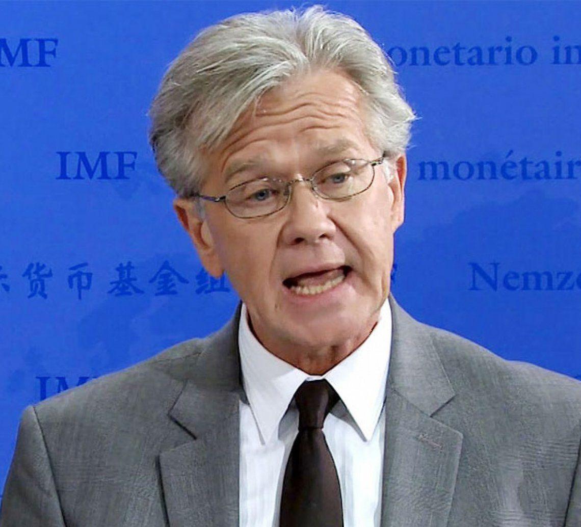 Desde el FMI aseguran que mantienen un diálogo constructivo con la Argentina