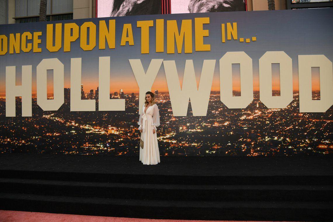 Las fotos de la premier mundial  Once Upon a Time in Hollywood