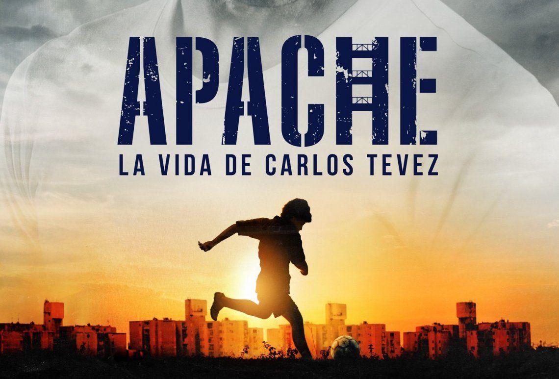 Salió el trailer de Apache: La vida de Carlos Tévez, la nueva serie de Netflix