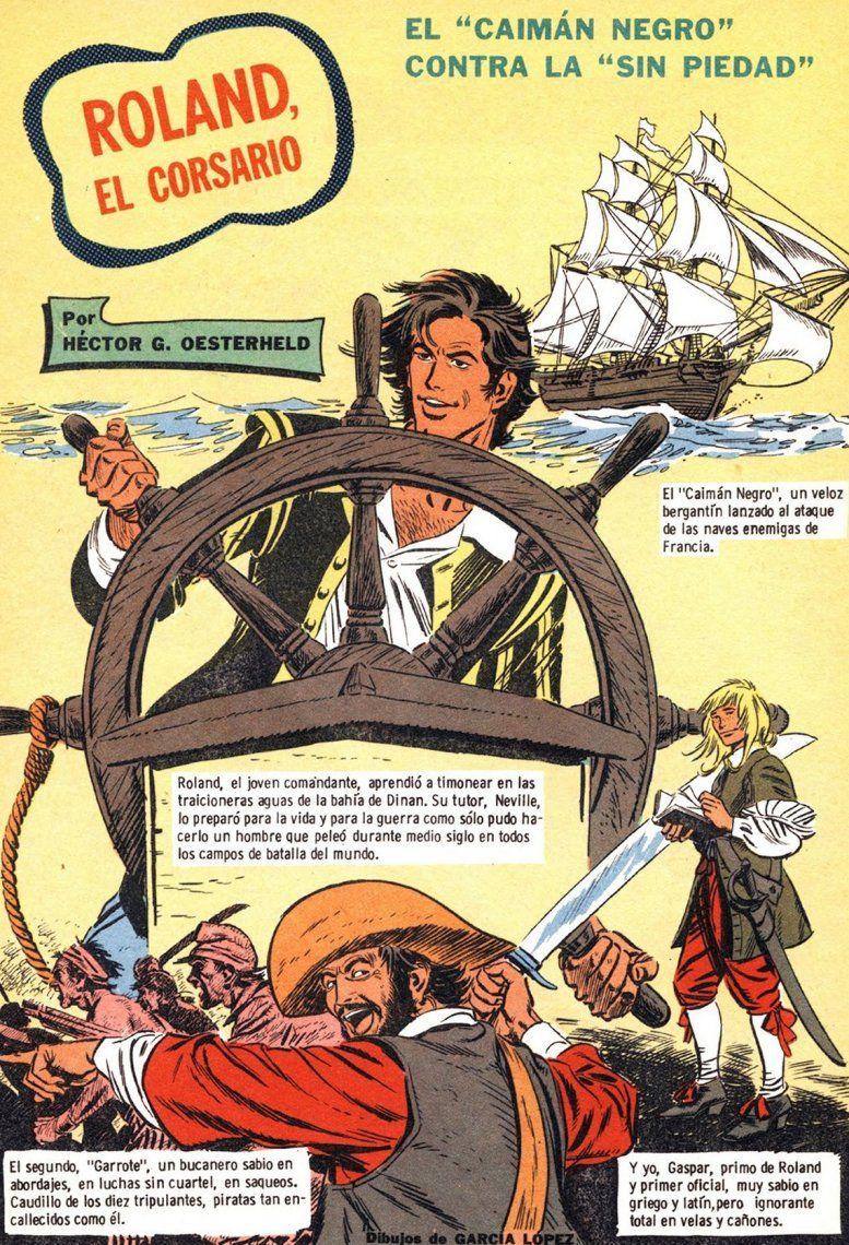 Las mejores 10 historietas de Héctor Germán Oesterheld