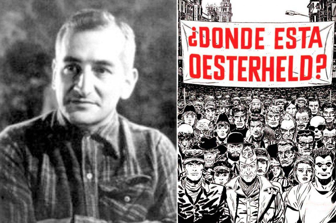 Héctor Germán Oesterheld, 100 años de vigencia de un genio