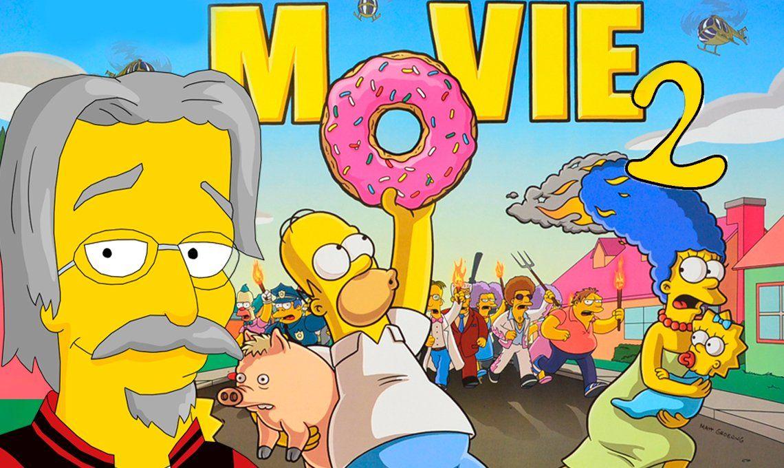 Matt Groening asegura que habrá otra película de Los Simpson