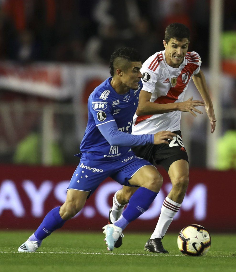 Galería | Las mejores fotos del partido entre River y Cruzeiro