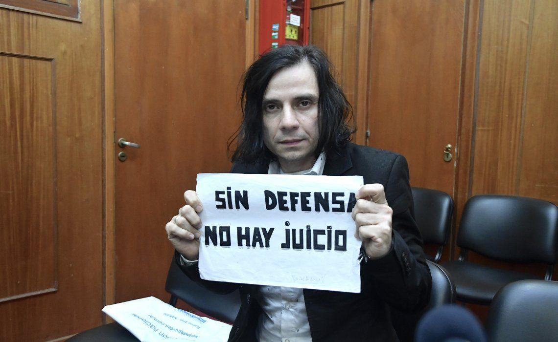 El líder de El Otro Yo Cristian Aldana fue condenado a 22 años de prisión por el delito de corrupción de menores.