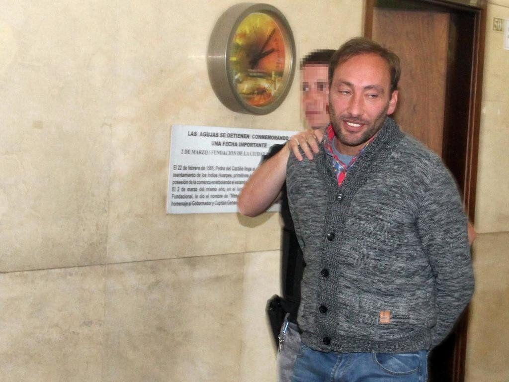 Detuvieron al hermano del intendente de Tunuyán: portaba cocaína