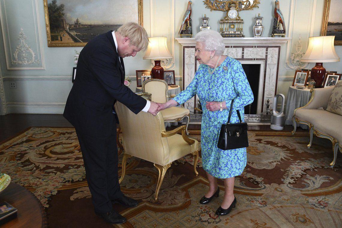 Boris Johnson ya es el nuevo primer ministro británico y promete una rápida salida de la Unión Europea
