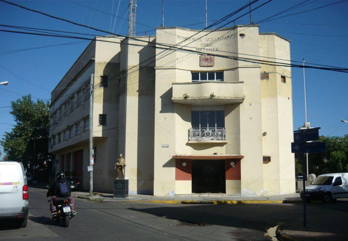 La comuna colaborará con Bomberos Voluntarios.