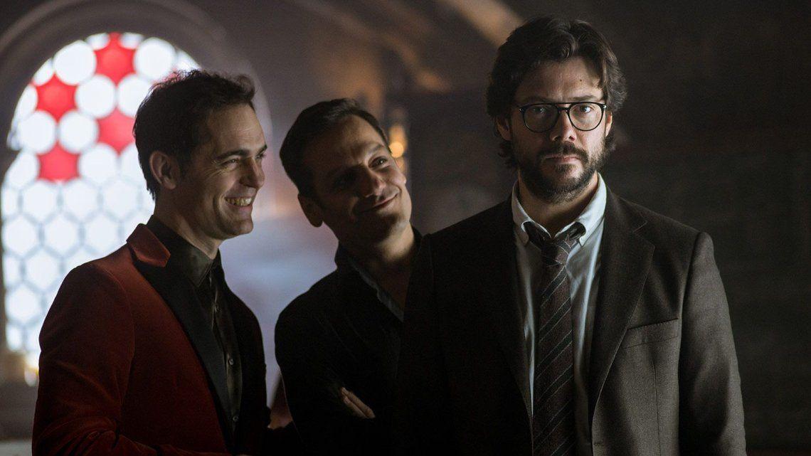 La Casa de Papel: Netflix reveló cuándo se entrenará la cuarta temporada