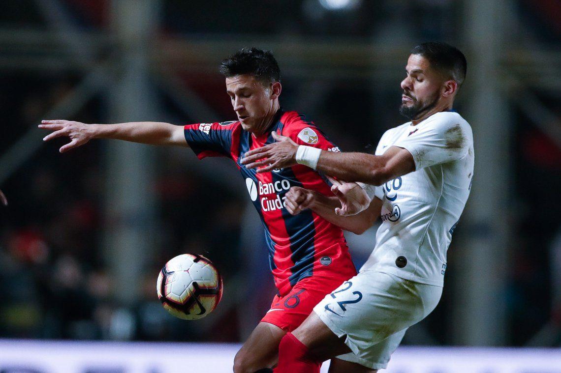 Galería | Las mejores fotos del partido entre San Lorenzo y Cerro Porteño