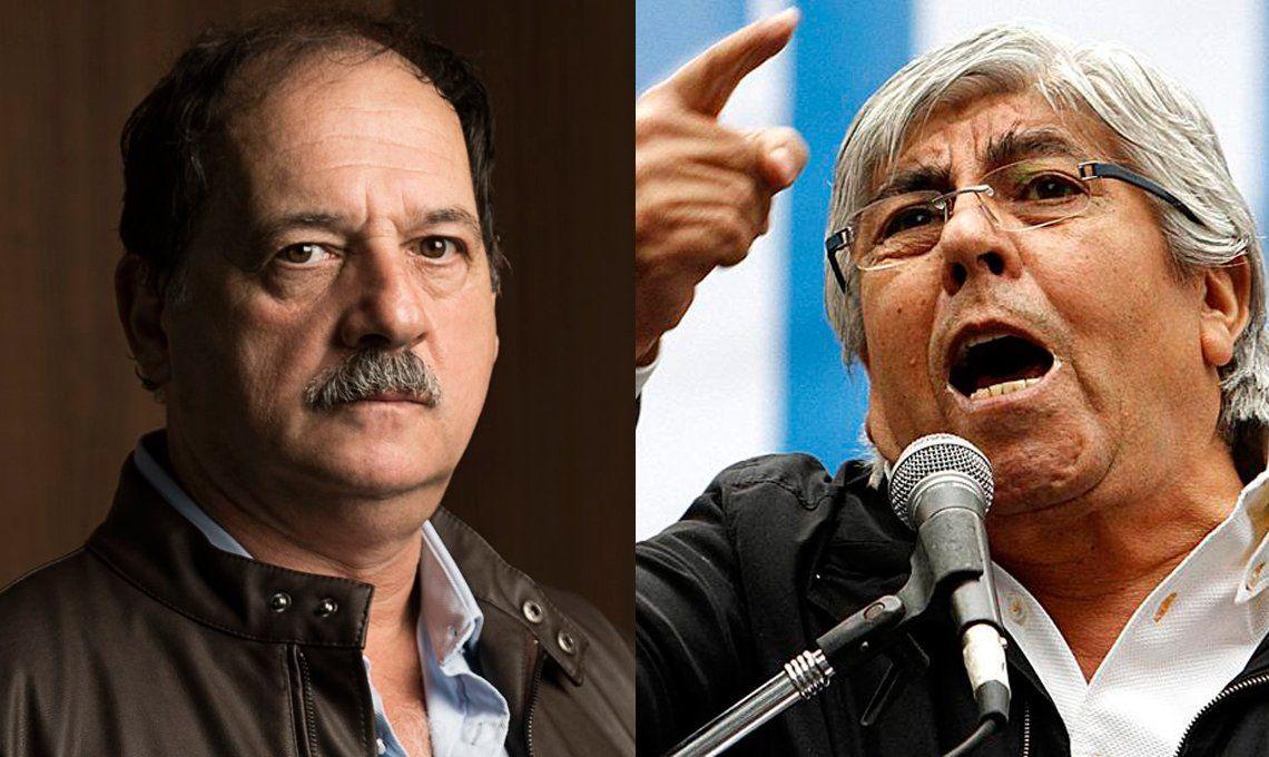 Julio Chávez habló sobre la denuncia de Hugo Moyano a Pol-Ka: El Tigre Verón, gracias a Dios no tiene nada que ver con la vida de este señor