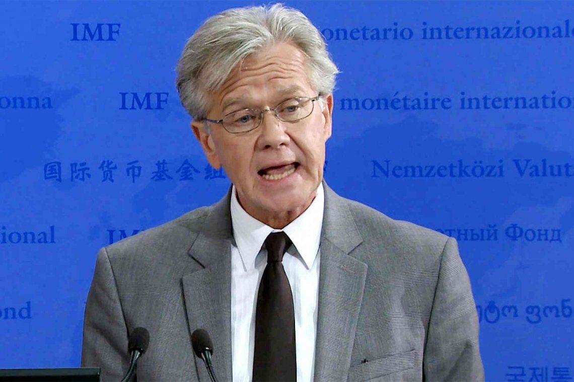 El FMI afirma que negociará con Fernández sin condiciones