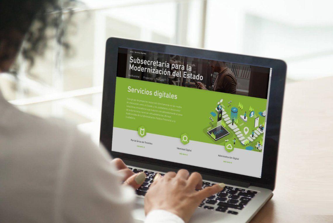 La Subsecretaría para la Modernización del Estado muestra su plan estratégico a través del nuevo sitio web