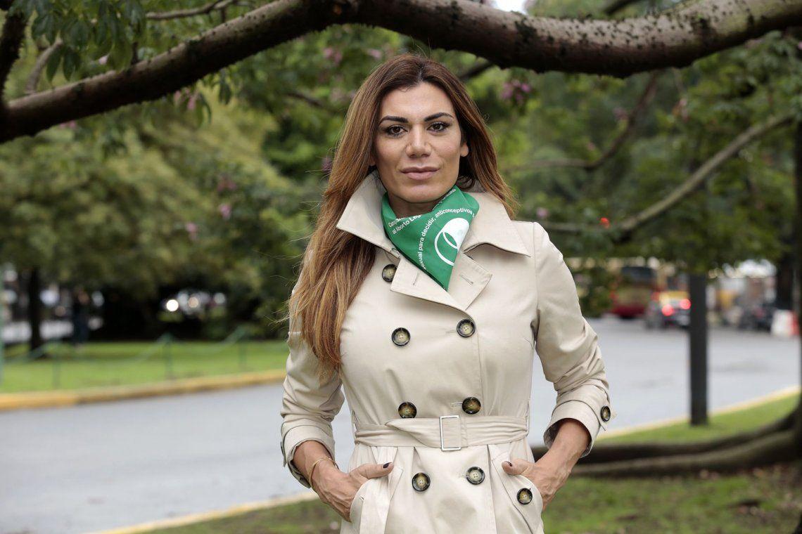 Flor de la V abandonó el colectivo Actrices Argentinas: Son sororas con quien quieren