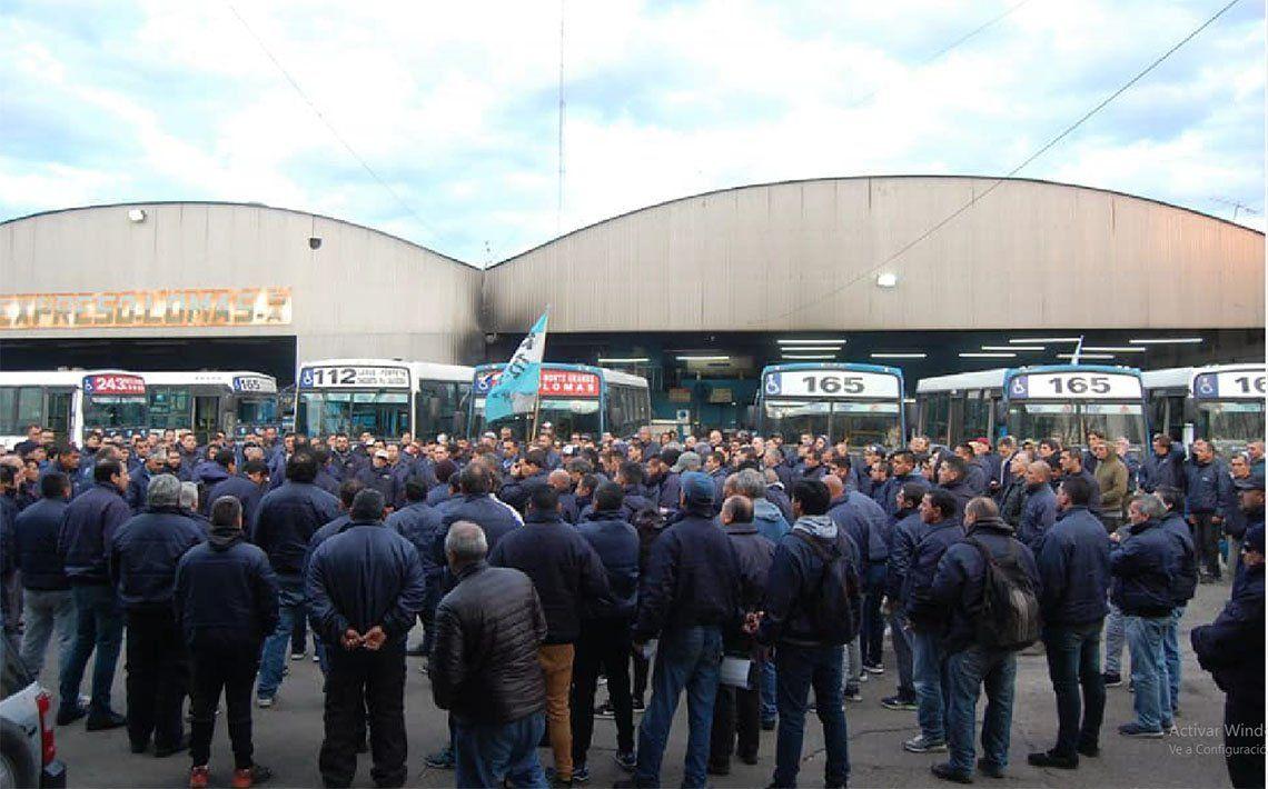 Expreso Lomas: dilataron el servicio de emergencia en las líneas 112, 165 y 243