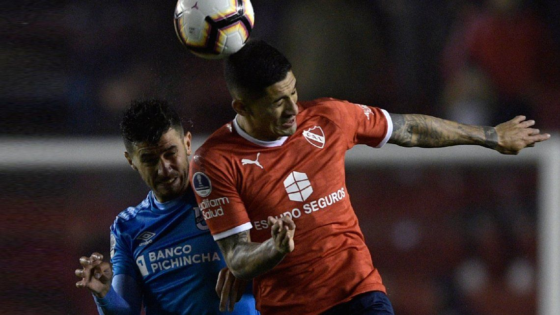 En el debut de Beccacece, Independiente venció 1-0 a la Universidad Católica de Ecuador por los octavos de final de la Copa Sudamericana