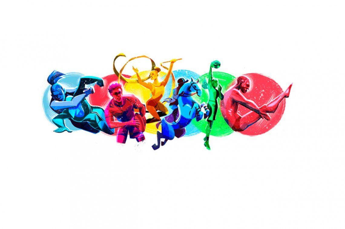 Google celebra el inicio de los XVIII Juegos Panamericanos de Lima