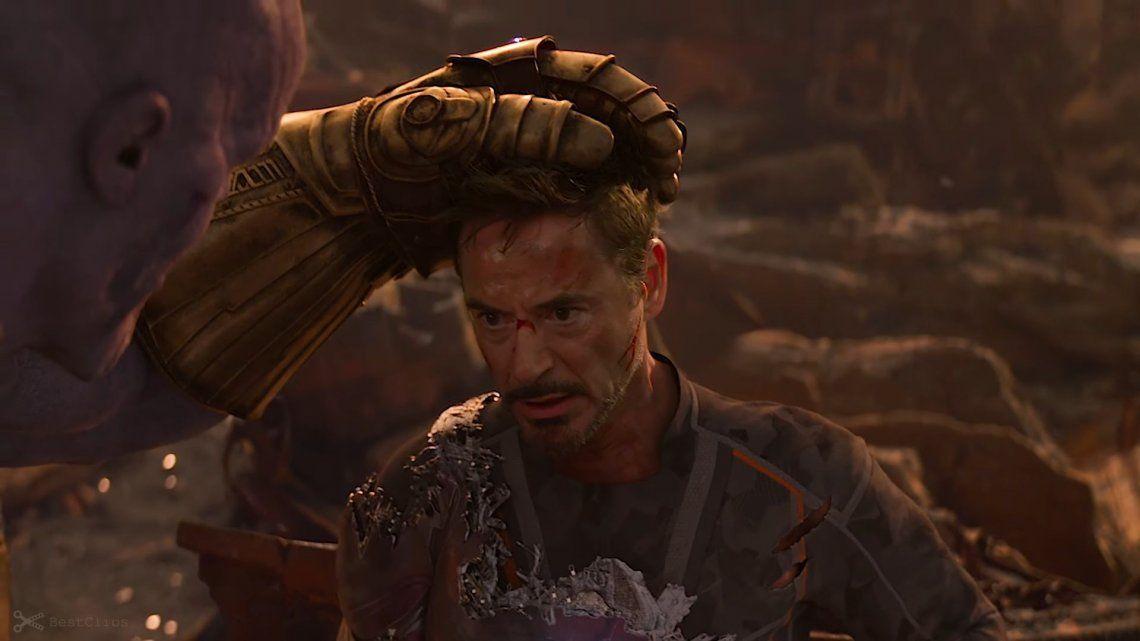 Avengers: Endgame | Sale a la luz una escena inédita y emocionante con Robert Downey Jr.