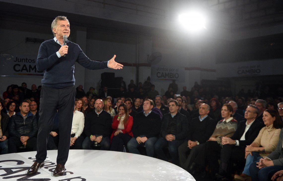 Macri: Sé todo lo que hace falta, pero es importante reconocer lo que hicimos hasta acá