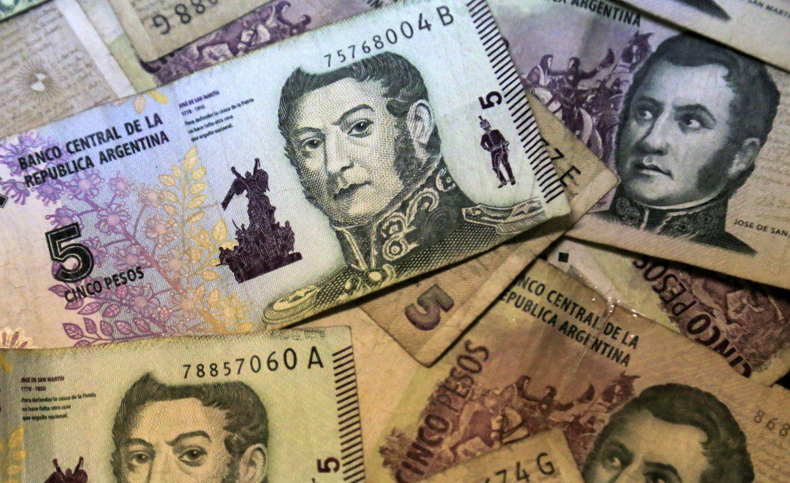 Comercios que no acepten billetes de $5 hasta el 1 de febrero podrán ser sancionados