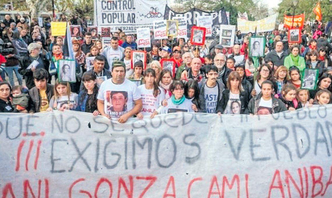 Confirmaron prisión preventivas para nueve efectivos por la Masacre de San Miguel de Monte