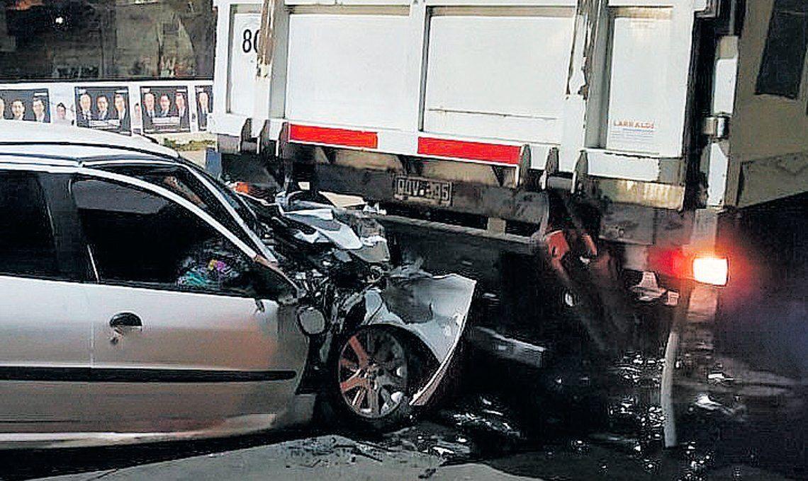 Trágico siniestro vial en Ezpeleta: murieron tres chicas, y hay dos conductores imputados