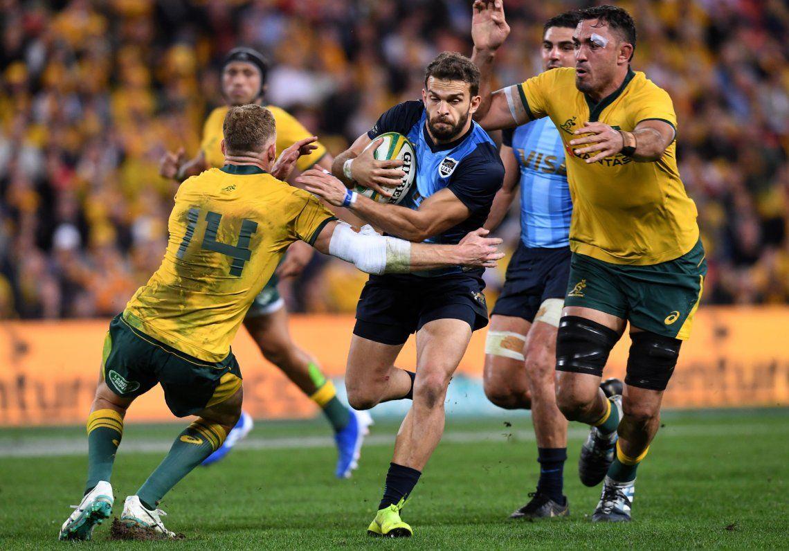 Rugby Championship | Los Pumas perdieron 16-10 ante los Wallabies en Australia