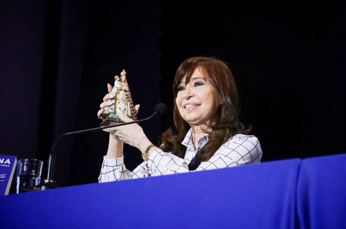 Cristina Kirchner: Sorry, pero hoy con la comida estamos igual que Venezuela