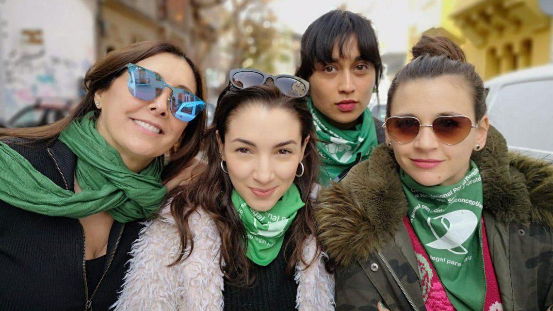 Sororas: el Colectivo Actrices Argentinas asesoró a sus colegas chilenas