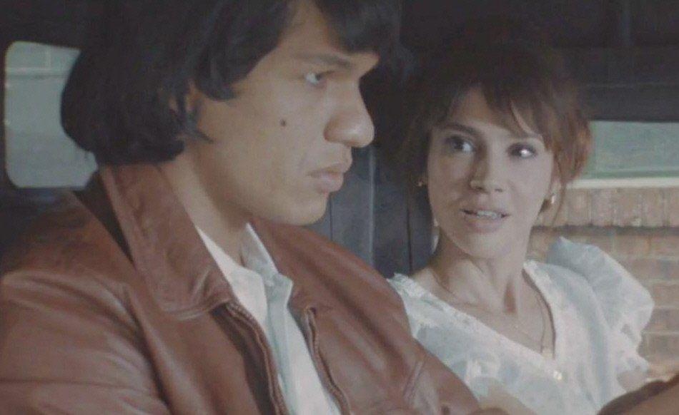 Mauricio Paniagua y Celeste Cid como Monzón y Susana.