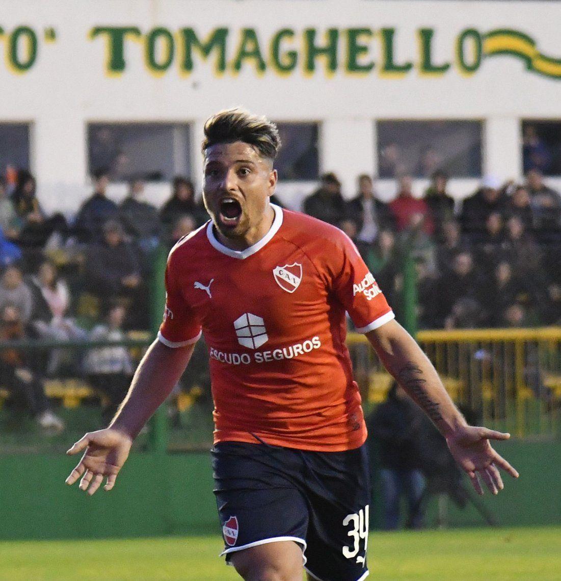 Independiente tuvo solidez y le ganó a Defensa en Varela