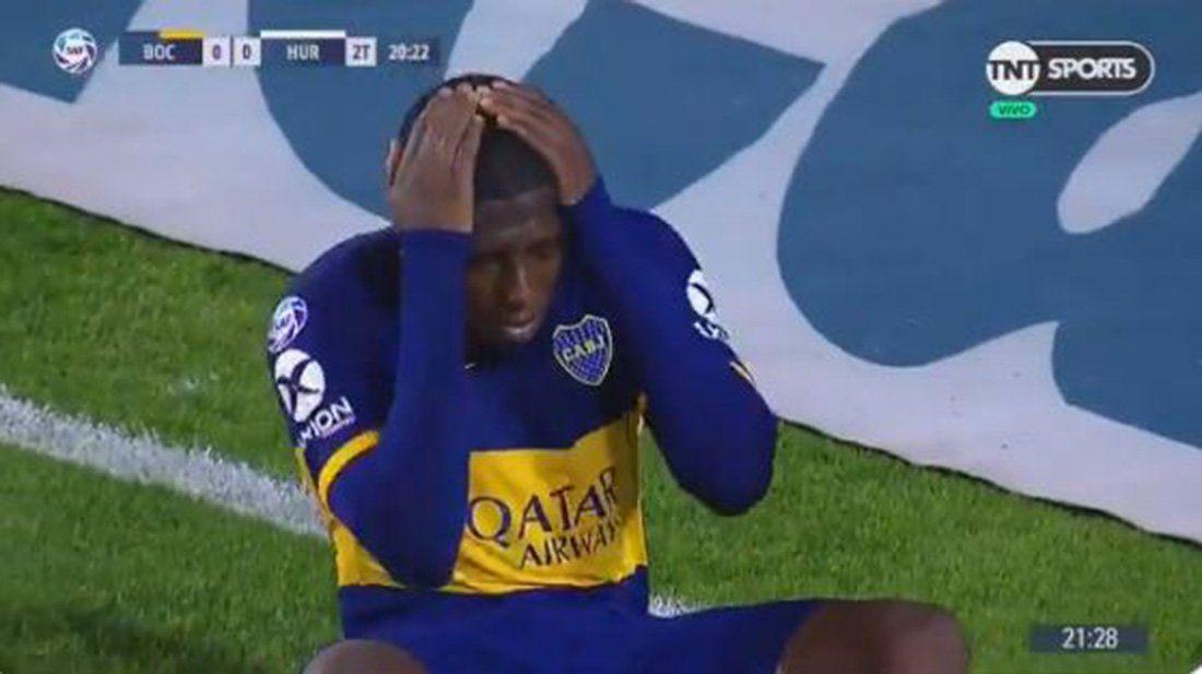 Los refuerzos de Boca: el caño de Salvio y el gol que se perdió Hurtado