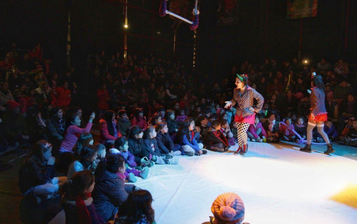 Quilmes: miles de vecinos en actividades por vacaciones de invierno