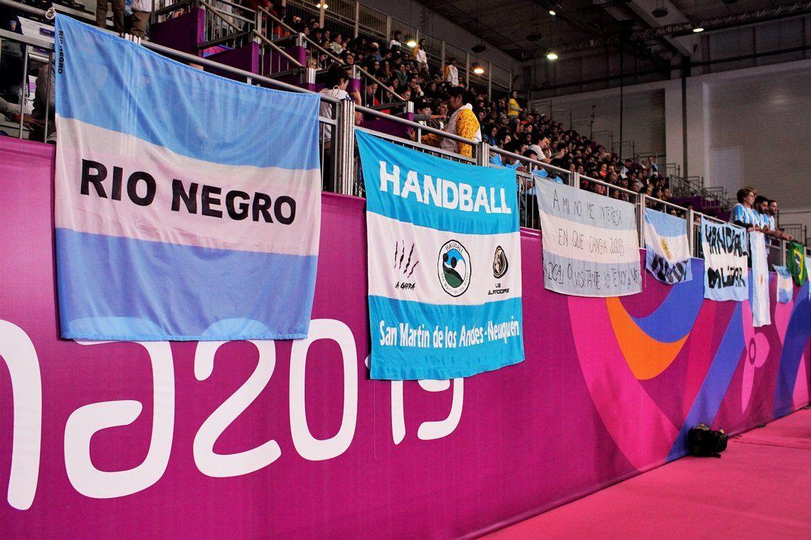 Las mejores fotos de los argentinos en los Juegos Panamericanos