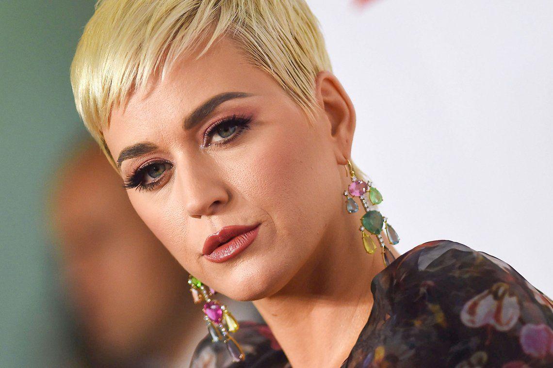 Katy Perry plagió su hit Dark horse a un rap cristiano