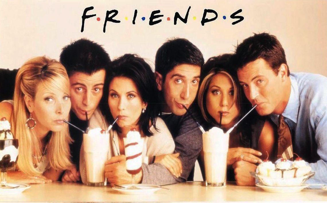 Friends tendrá un parque temático en Nueva York para festejar sus 25 años
