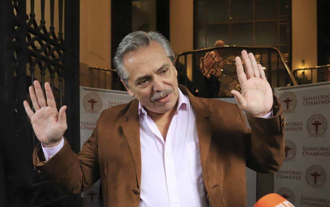 Alberto Fernández contra Lousteau: Nos dejó el muerto de la 125 y ahora nos quiere dar clases de economía