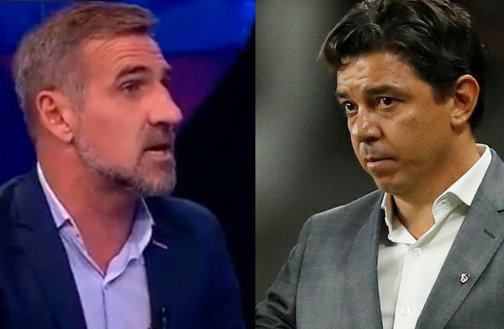 La chicana de Raúl Cascini al River de Gallardo: No sabemos cómo le hubiera ido contra Real Madrid porque no llegó