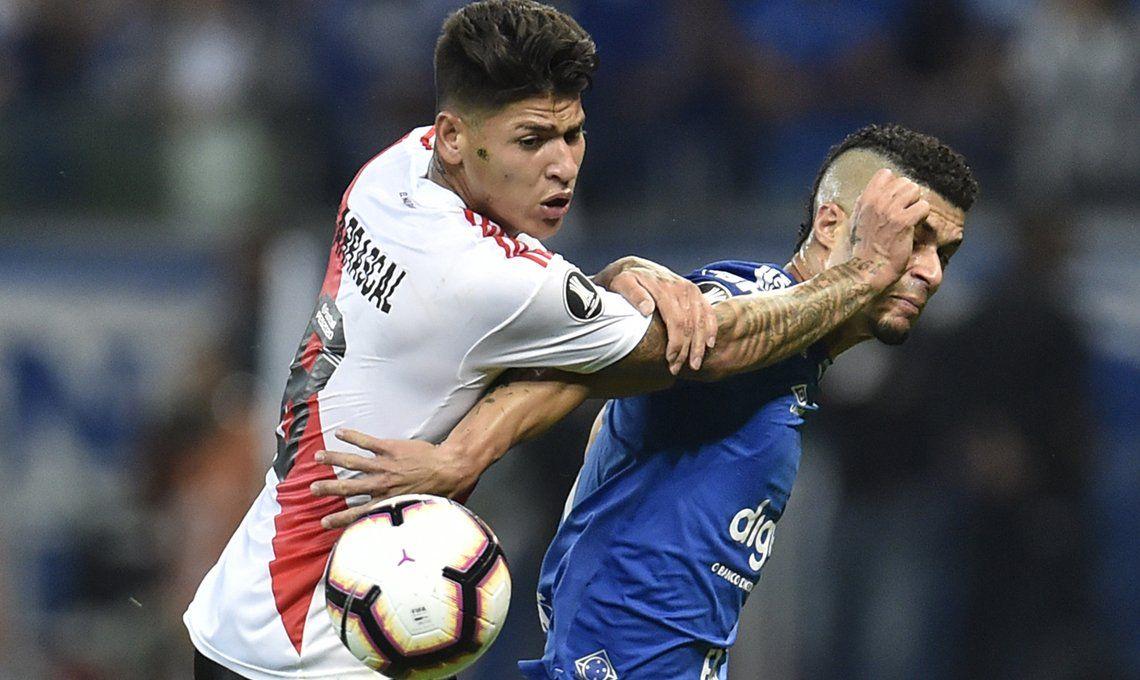 Cruzeiro vs. River, por Copa Libertadores: luego de empatar sin goles, el Millonario ganó por penales y avanzó a cuartos de final
