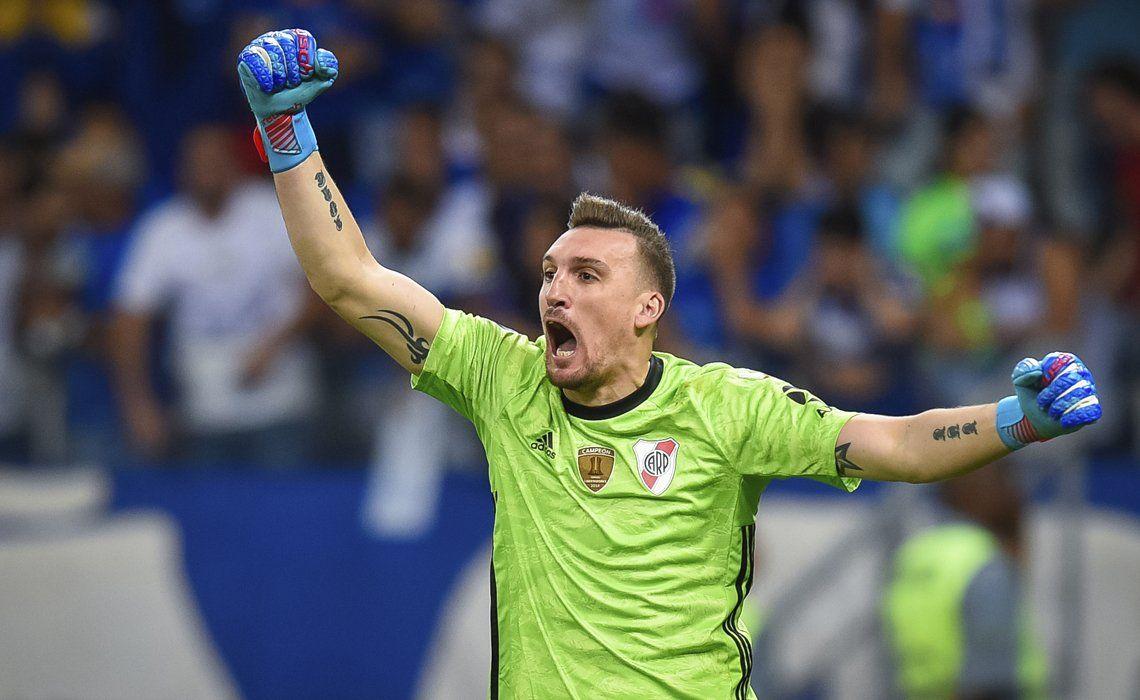 Armani: Me quiero retirar en Atlético Nacional de Medellín