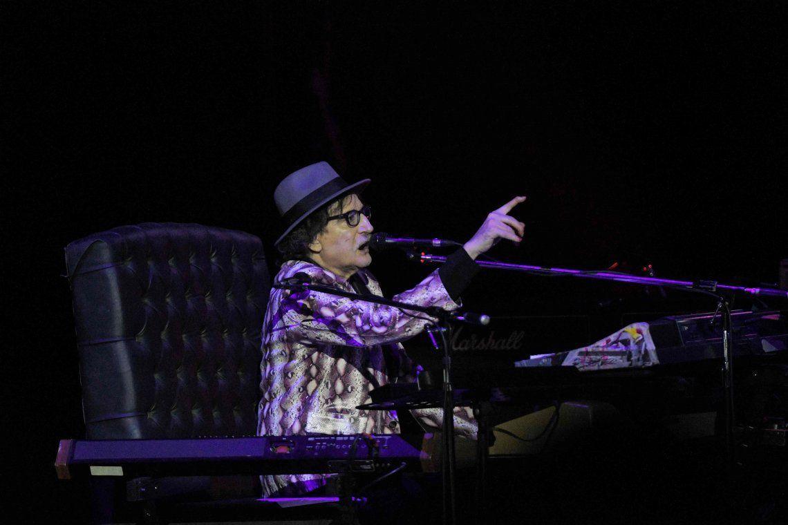 Charly García en el Luna Park: cuándo toca y cómo comprar las entradas