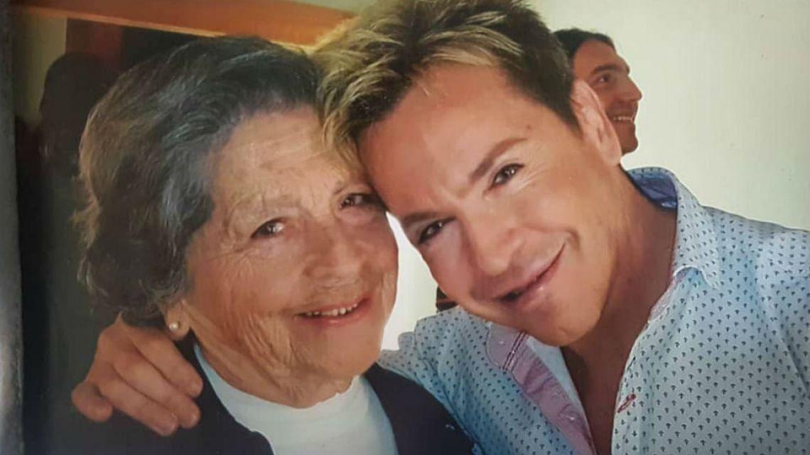 Murió Nélida, la mamá de Guido y Silvia Süller