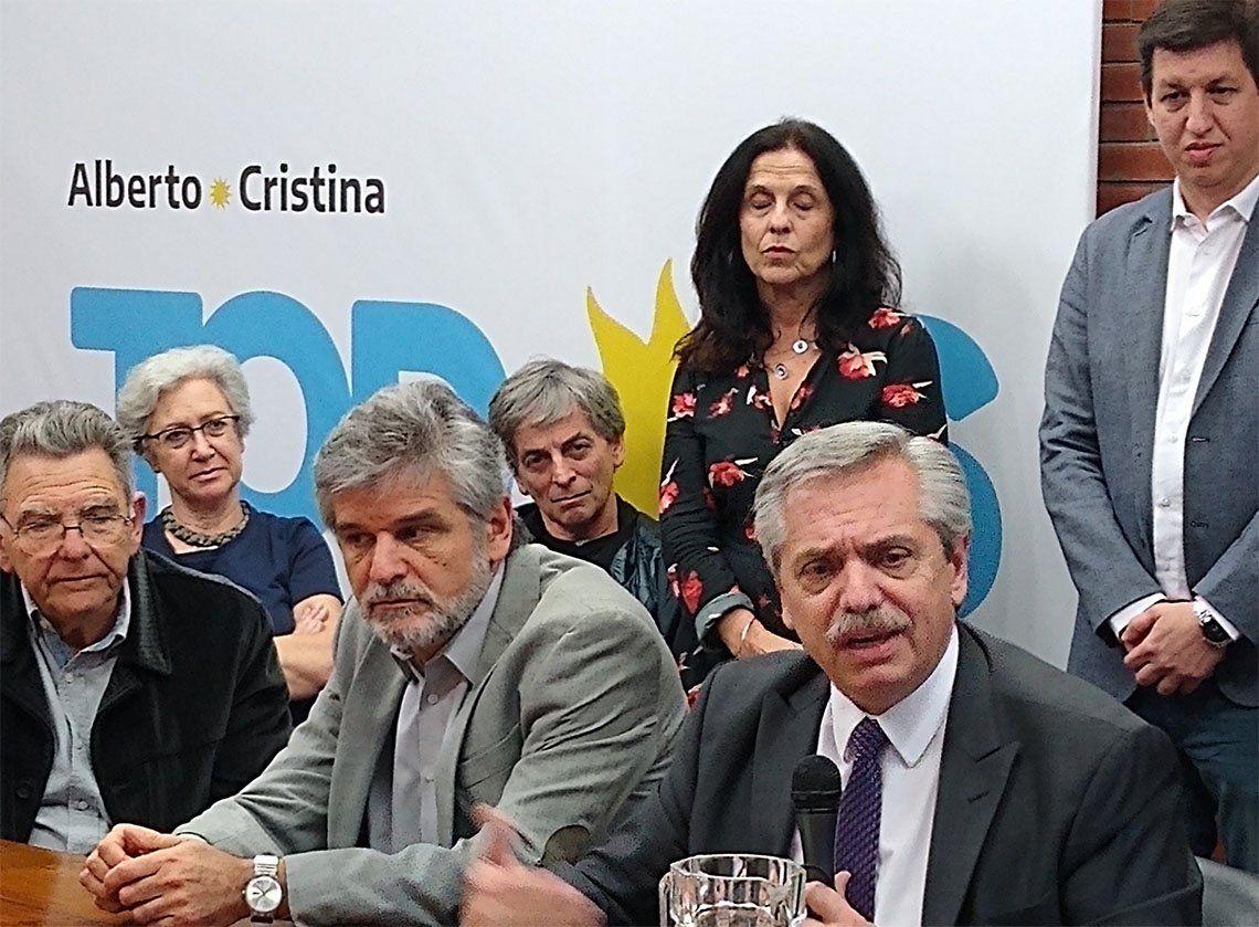 Paso 2019 | Alberto Fernández prometió volver a crear el Ministerio de Ciencia y Tecnología